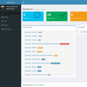 Webprojekt Management System aus Freiburg